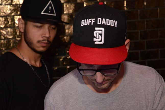 New Era Melbourne Launch Party Producers Series Flosstradamus Member And Suff Daddy 1