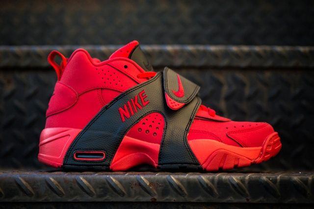 Nike Air Veer University Red 8