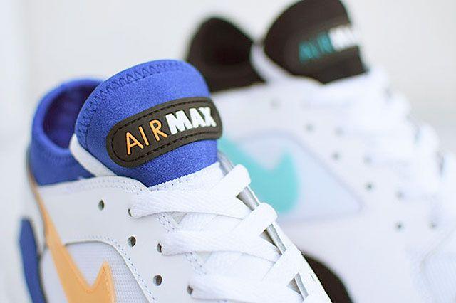 Nike Air Max 93 Menthol Citrus Og Tongue
