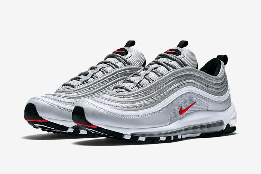 Nike Air Max 97 Silver Bullet 7