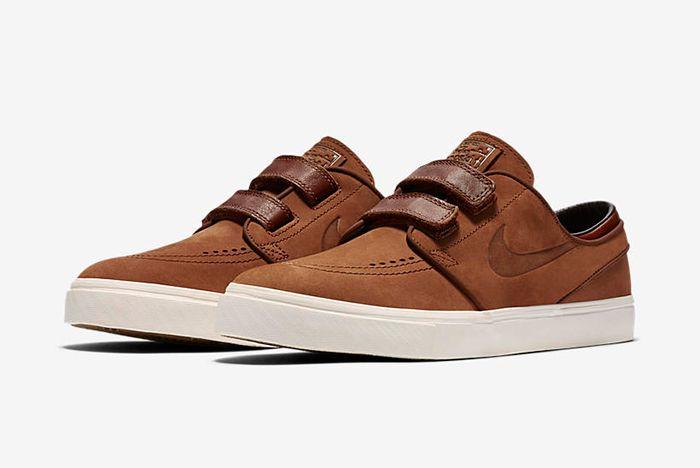 Nike Stefan Janoski Baroque Brown 5
