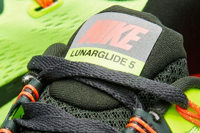 Nike Lunarglide 5 Flash Lime 6