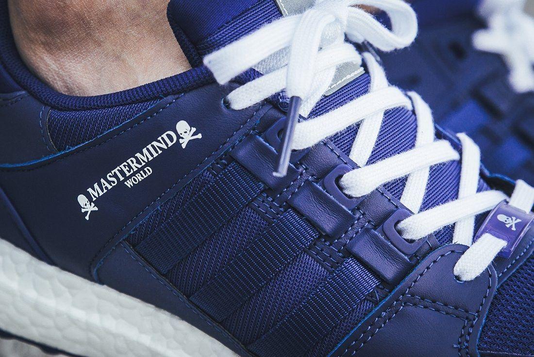 Mastermind X Adidas Eqt Pack 15