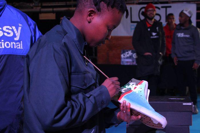 Sneaker Exchange Cpt 15