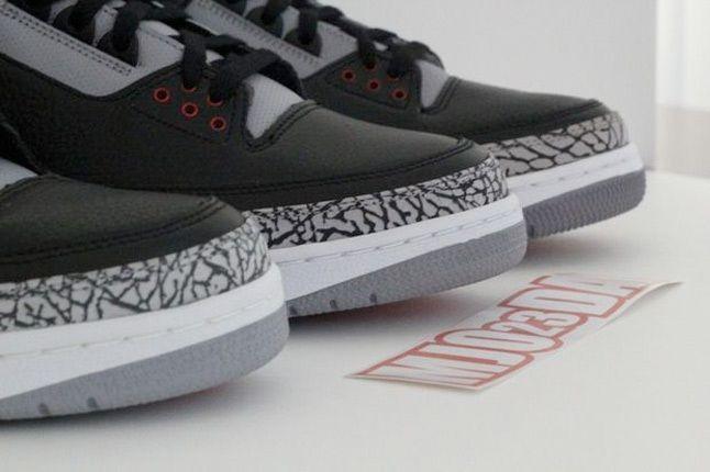 Air Jordan Iii Comparison 4 1