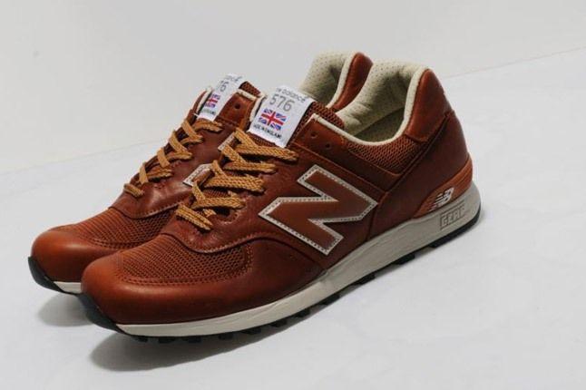 New Balance 576 (Premium Leather Pack) - Sneaker Freaker