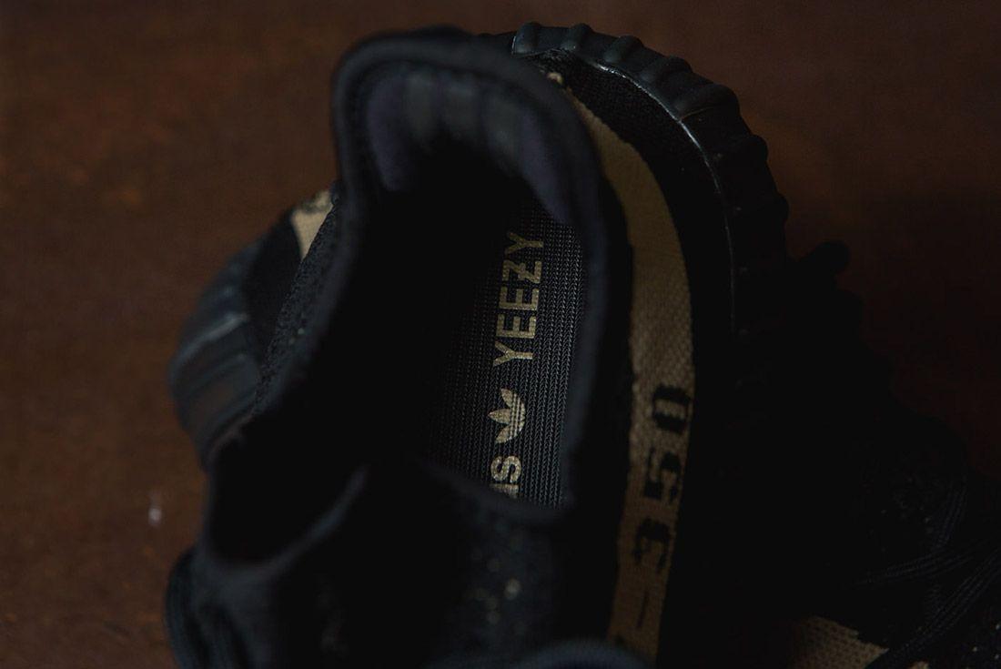 Adidas Originals Yeezy Boost 350 V2 Black Copper Solar Red Green 70