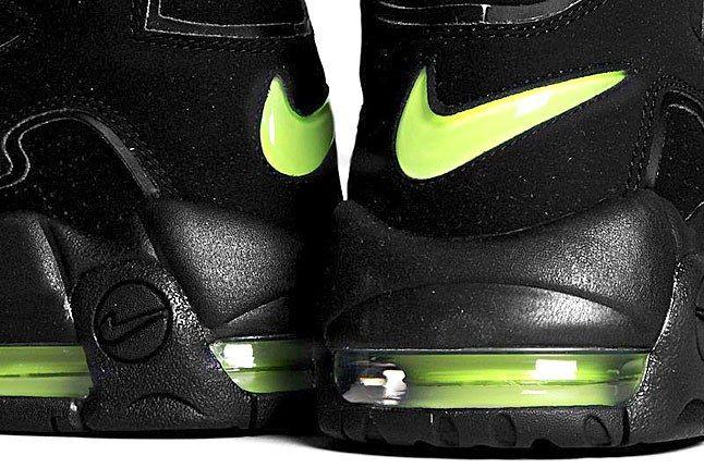 Nike More Uptempo Black 6 1