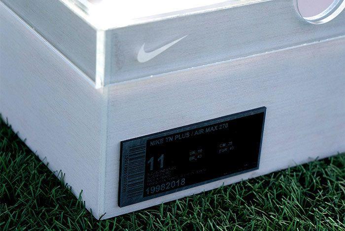 Nike Kilyan Mbappe Tn Air Max 270 Plus 3