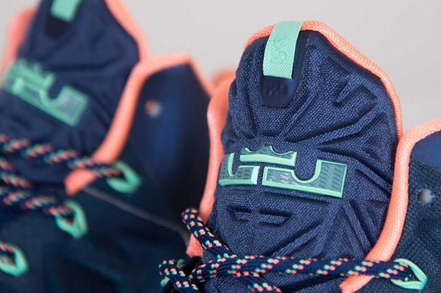 Nike Lebron 11 Akron 2