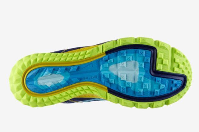 Nike Zoom Terra Kiger Navy Volt 1