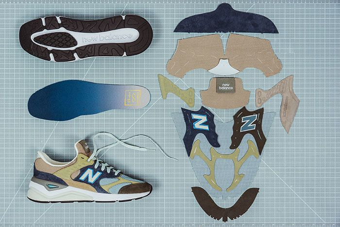 Packer Shoes New Balance X 90 Infinity Edition 2