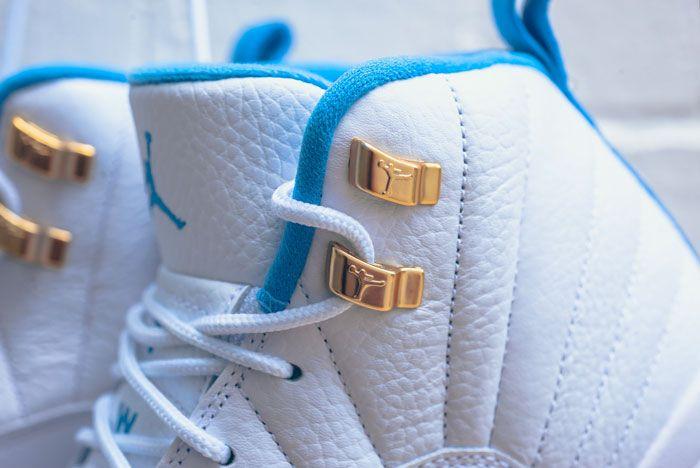 Air Jordan 12 Gs 9 University Blue 2