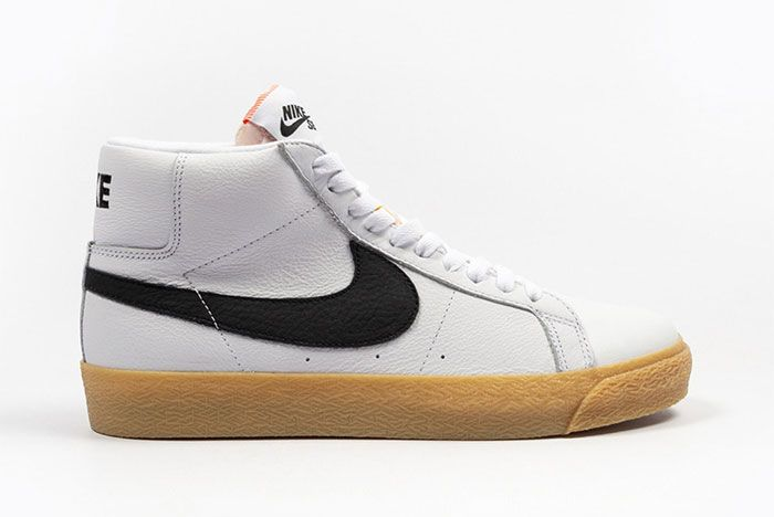 Nike Sb Zoom Blazer Mid Cd2569 100 1Side