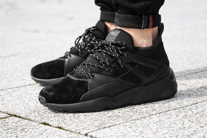 Puma Blaze Of Glory Sock Core Black 1
