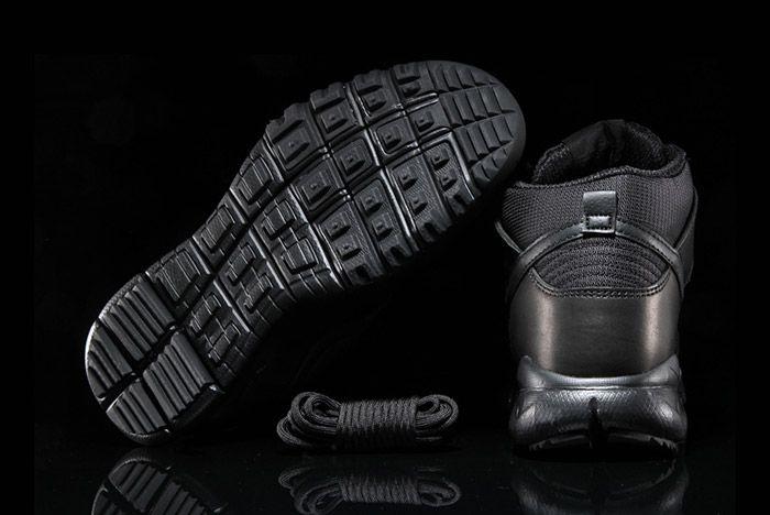 Nike Sb Dunk Hi Boot Black 7