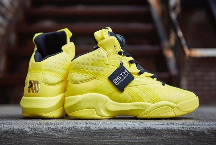 Reebok Shaq Attaq Modern Yellow Sparkfeature 1
