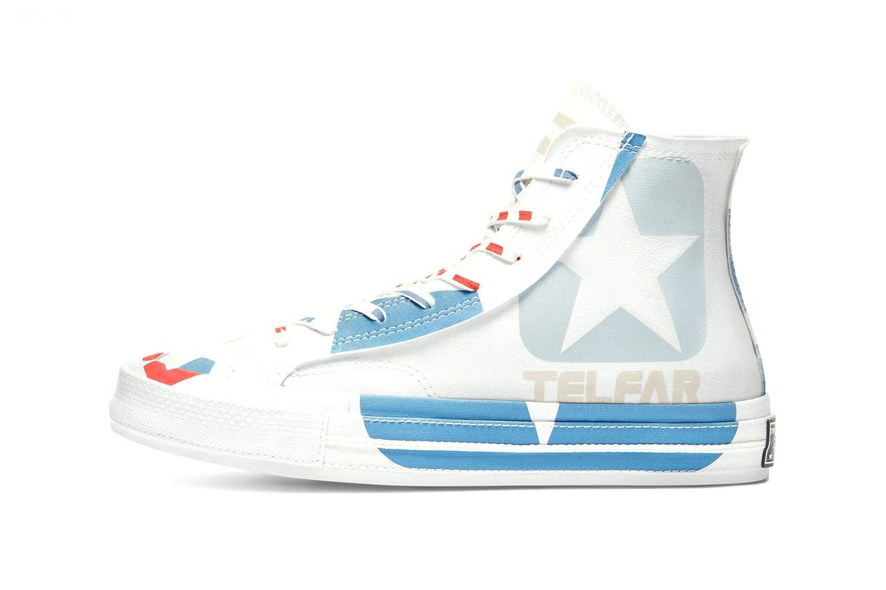 TELFAR x Converse Chuck 70