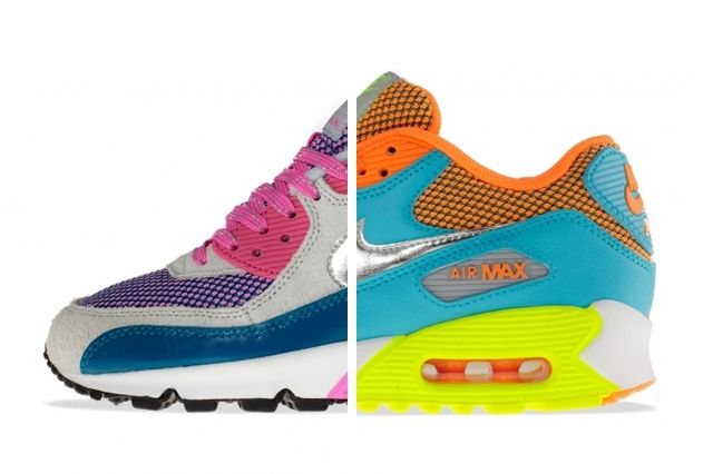 Nike Air Max 90 Le Gs March Delivery Thumb