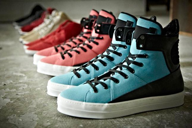 Android Homme The Grid Cyan Group 1