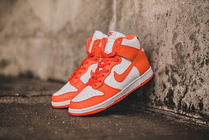 Nike Dunk Retro Qs Syracuse