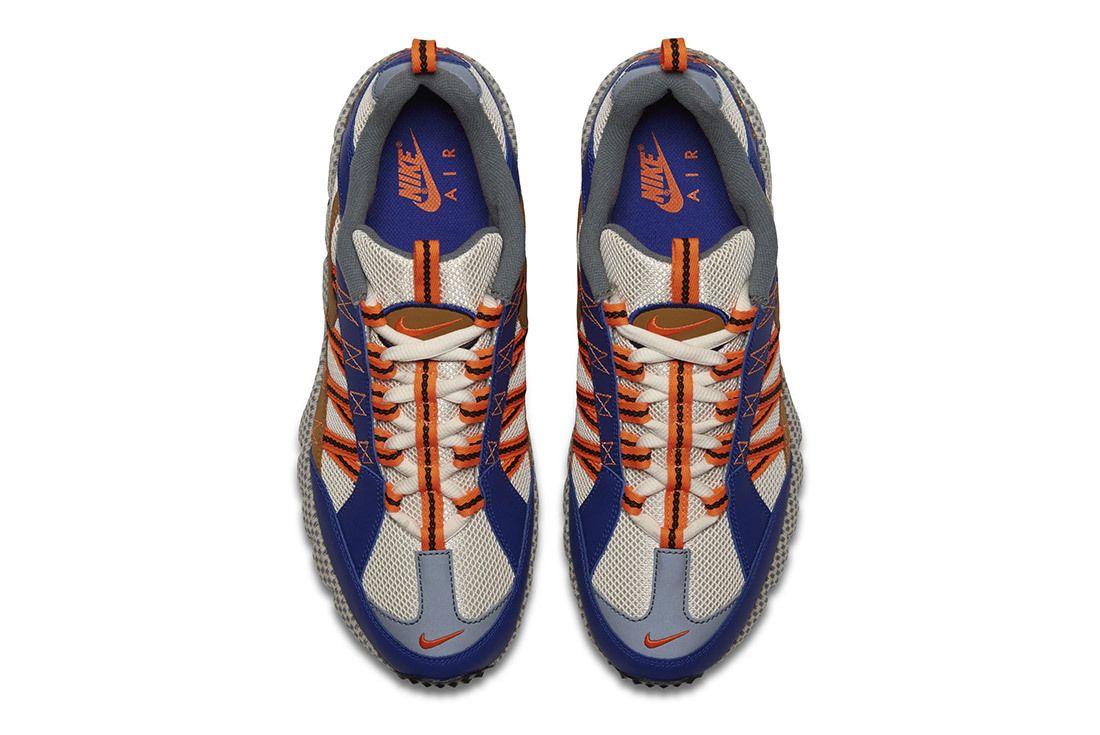 Nike Air Humara Red Blue Brown 5