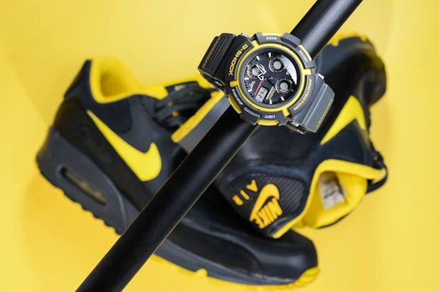 G Street Kicks And Clocks 3