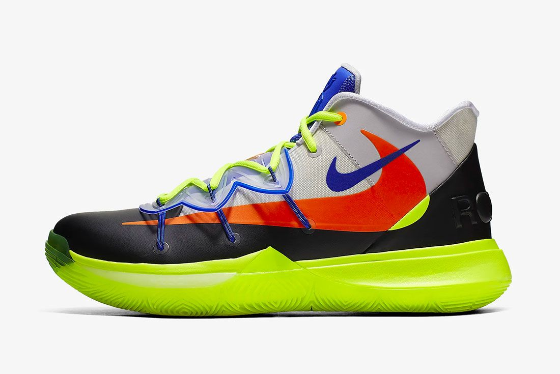 Kyrie 5 Rokit Side Shot