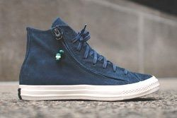 Converse Chuck Taylor All Star Zip Burnished Suede Pack Thumb