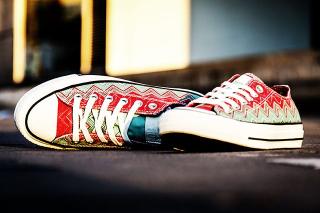 Missoni X Converse All Star Ox 5