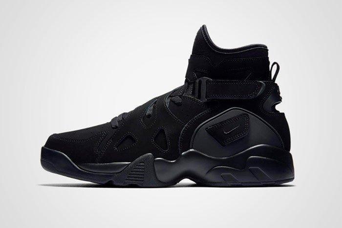 Nike Air Unlimited Black Thumb