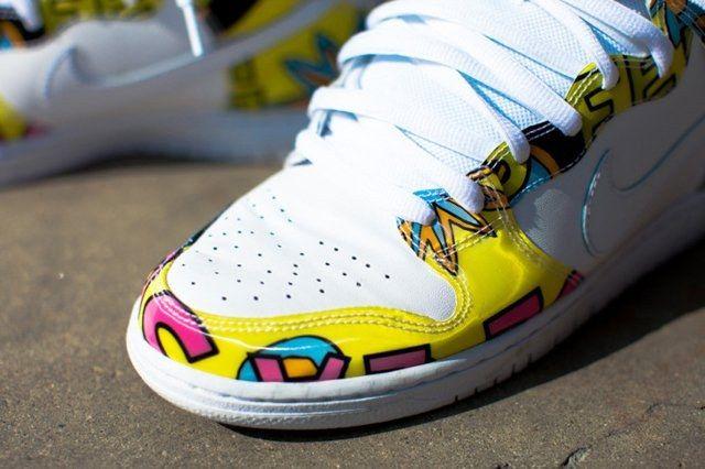 A Closer Look At The De La Soul X Nike Sb Dunk High 2