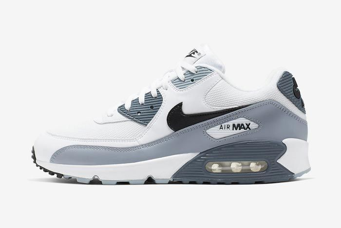 Nike Air Max 90 Armory Blue Lateral