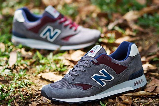 New Balance 577 Grey Thumb 1