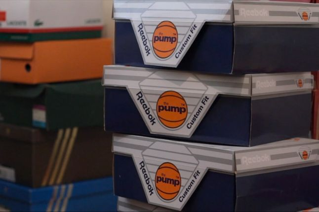 Sneakerliv Reebok Pump Boxes 1