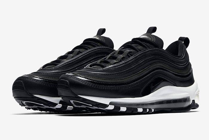 Nike Air Max 97 Premium Black 3 M Sneaker Freaker 6