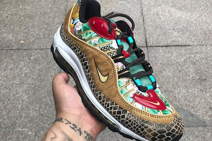 Nike Air Max 98 Chinese New Year First Look 2