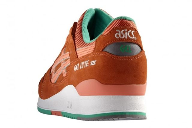 Asics Gel Lyte Iii Fresh Salmon 1