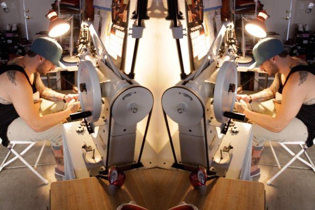 Shoe Surgeon Sewing Machine 2 1