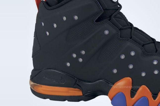 Nike Air Max Barkley Black Safety Orange Pro Purple 4 1