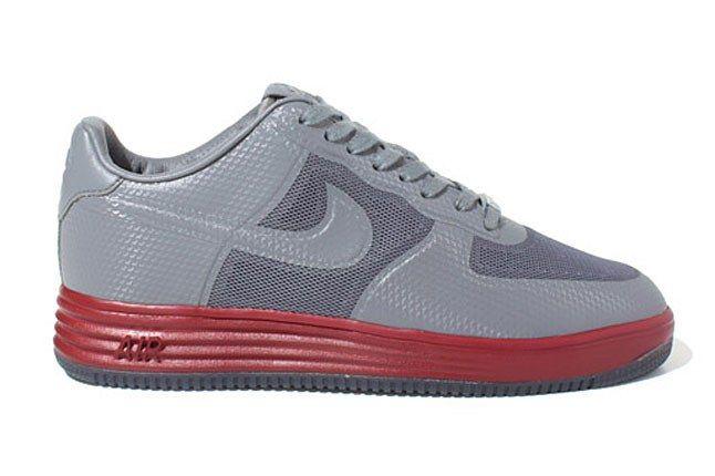 Nike Lunar Force 1 Grey 1
