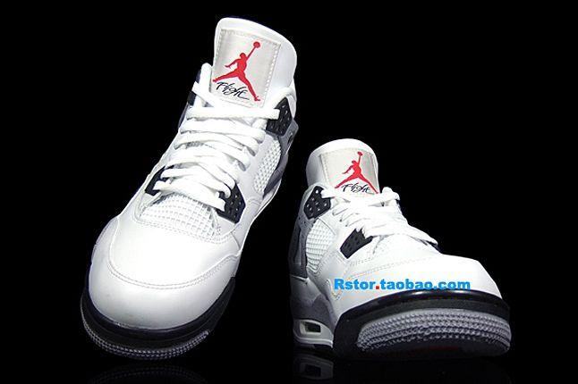 Air Jordan 4 Cement 3 1