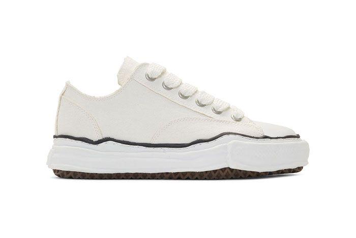 Mihara Yasuhiro Original Sole Sneaker Side Shot 3