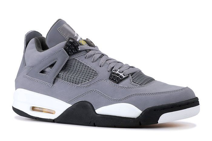 Air Jordan 4 Cool Grey 1