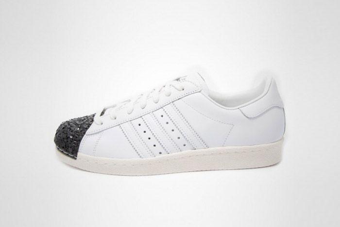 Adidas Superstar 80 S Metal Toe Tf Womens 7