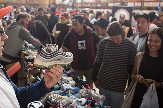 Hero Presents Sneaker Freaker Swap Meet Recap 75