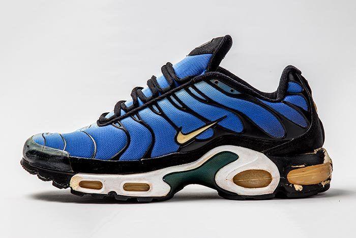 Nike's Air Max Plus 'Hyper Blue' to return this November ...