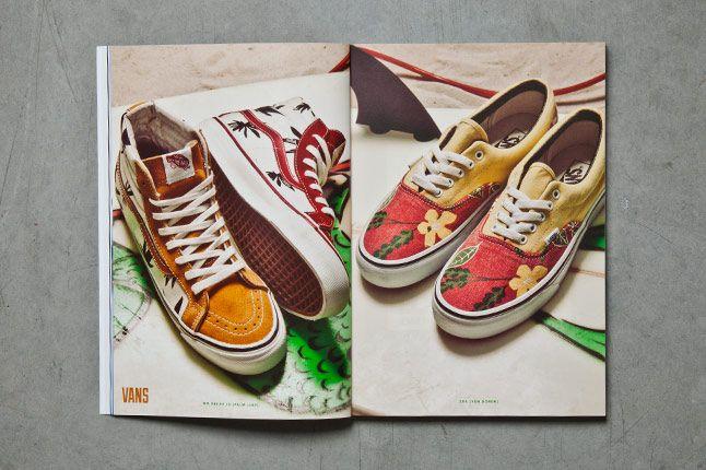 Sneaker Freaker Issue26 Vans 1