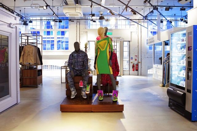 Adidas Originals London Store Opening 5