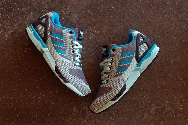 Adidas Zx Flux Weave Onix Fromin 5
